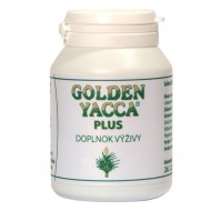 GOLDEN YACCA PLUS 70G