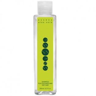 Šampón aloe vera na farbené a suché vlasy