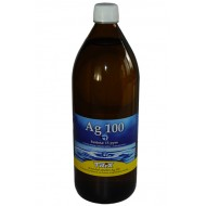 Koloidné striebro AG100 1000 ml 15 ppm