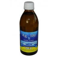 Koloidné striebro Ag100 300 ml 25 ppm - vypredané