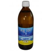 Koloidné striebro Ag100 500 ml 40 ppm