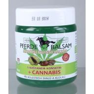 PFERDE BALSAM Konský gél Cannabis 500 ml