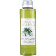Masážny a telový olej Cannabis 100 ml