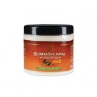 Regeneračná maska na vlasy s arganovým olejom 650 ml