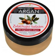 Zvláčňujúci balzám s bio arganovým olejom 100 ml